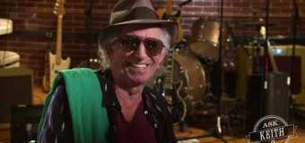 Does Keith Richards Believe in Aliens?