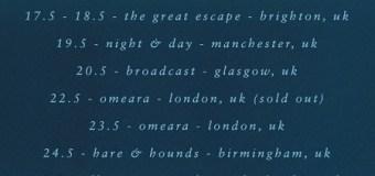 Lo Moon 2018 UK Tour Dates Announced