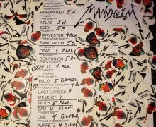 Setlist: Metallica Mannheim, Germany 2018 – Photos/Videos @ Delivery SAP Arena