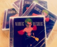 "Matt Sorum, ""Just received my Neurotic Outsiders CDs""   Sex Pistols, Guns 'N Roses, Duran Duran"