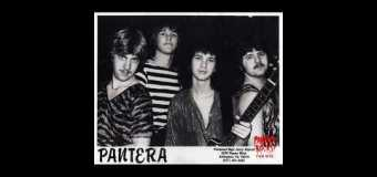 Terry Glaze:  How Did Pantera Form? – Early Days/Years, 80s – Excerpt