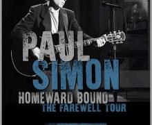 Paul Simon Statement on 2018 Farewell Tour – Dates/Tickets w/ James Taylor, Bonnie Raitt