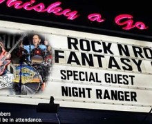 Night Ranger: Rock N Roll Fantasy Camp Concert @ Whisky A Go-Go – Tickets