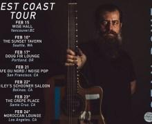 Sean Rowe w/ Anna Tivel 2018 Tickets/Tour Los Angeles, San Francisco, Santa Cruz, Seattle