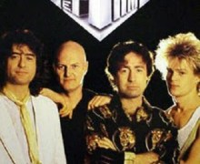 How The Firm Formed w/ Jimmy Page, Paul Rodgers, Chris Slade & Tony Franklin
