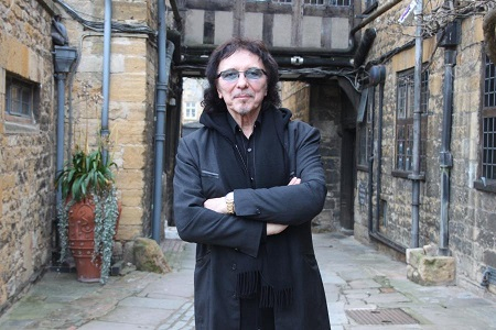 Tony Iommi to Host Charity Lunch - Raffle/Q&A - Opportunity