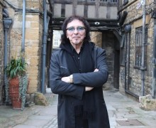 Tony Iommi to Host Charity Lunch – Raffle/Q&A – Opportunity