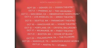 Courtney Barnett w/ Waxahatchee 2018 Tour Announced (US/Canada) – Denver, Phoenix, San Diego, Los Angeles, Seattle, Vancouver, Portland, Milwaukee, Boston