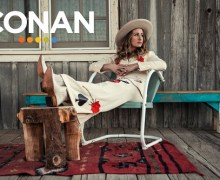 """Margo Price on Conan """"I Left My Body"""" & """"Do Right By Me"""""""