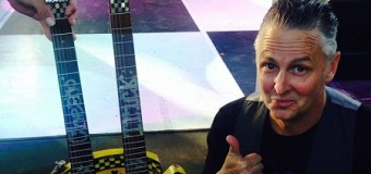 Pearl Jam's Mike McCready to Receive Stevie Ray Vaughan Award @ MusiCares Concert