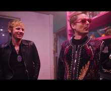 "Muse:  Behind The Scenes Footage from ""Thought Contagion"" Video"