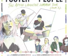 Paramore + Foster the People 2018 Summer Tour Announced