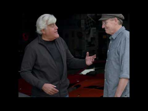 Jay Leno's Garage w/ James Taylor Season Premiere