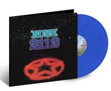 Rush: '2112' Limited Blue Vinyl Run Announced – LP