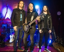 'Shredders of Metal' Guitar Competition Show Announced w/ Alex Skolnick – Testament – Banger Films