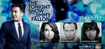 Courtney Barnett on Jimmy Fallon – The Tonight Show 2018 – New Album 'Tell Me How You Really Feel'