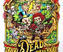 Dead & Company:  Setlist Live Stream Tour Launch @ Xfinity Center Mansfield, MA