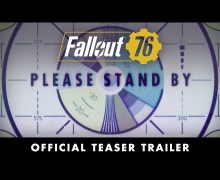 Fallout 76 – NEW – Official Trailer Premiere – E3 Expo in Los Angeles, CA