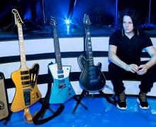 Jack White Guitars – Tour 2018 – Guitar Collection