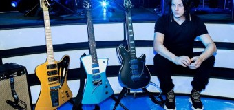 Jack White Guitars – Tour 2018 – Guitar Collection