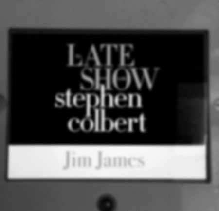 Jim James on Stephen Colbert - The Late Show 2018 - My Morning Jacket