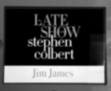 Jim James on Stephen Colbert – The Late Show 2018 – My Morning Jacket