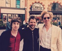 The Kooks: Gordon Smart on Radio X – The Evening Show