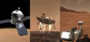 NASA To Bring Sample From Mars Back To Earth