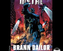 "Mastodon: Brann Dailor ""Red Death"" New Song Premiere – DC Comic 'Dark Days: The Road To Metal'"