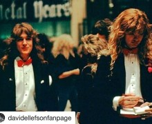 "Megadeth @ The Decline of Western Civilization ""The Metal Years"" Premiere"