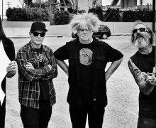 Melvins 2018 Tour Launch – Baltimore, Boston, Los Angeles, Las Vegas, Seattle, NY, Phoenix