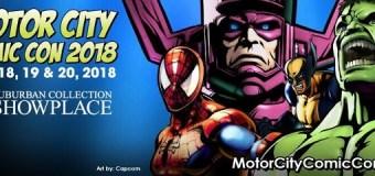 Val Kilmer @ Motor City Comic Con 2018 Detroit – Tickets