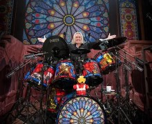 Iron Maiden: Legacy of The Beast Tour 2018 + Nicko McBrain's Drum Set – Drums – Kit – Sonor – Tallinn Setlist