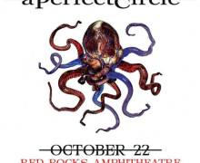 A Perfect Circle @ Red Rocks 2018 – Tickets, Morrison, Colorado