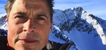 """Rob Lowe: """"28 years of sobriety/recovery"""""""