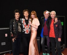 "Rolling Stones w/ Florence Welch London 2018 ""Wild Horses"" Video – 'No Filter' Tour"