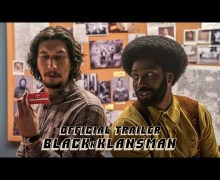 "'BlacKkKlansman':  Lenny Kravitz, ""Congratulations to Spike Lee and my godson John David Washington"" Trailer"