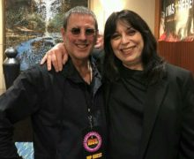 "Vinnie Vincent, ""Three VINNIE VINCENT INVASION albums are waiting in the que"" w/ Robert Fleischman 2019"