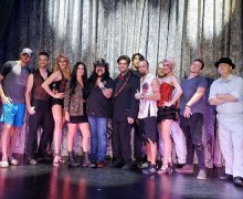 """Vinnie Paul on Zombie Burlesque Las Vegas: """"I highly recommend it !!!"""""""