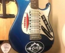 George Lynch: Octabucker Guitar – Motherbucker