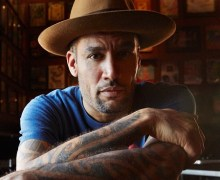 Ben Harper Performs in Paris @ Radio Nova – VIDEO