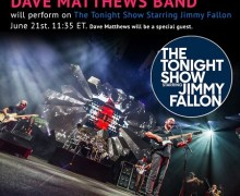 Dave Matthews Band on Jimmy Fallon – The Tonight Show 2018