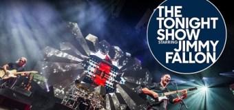 Dave Matthews Band on Jimmy Fallon – The Tonight Show 2018