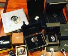 """Joe Bonamassa Selling """"Stage Used"""" Watch Collection"""