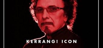 Tony Iommi Wins 2018 Kerrang! Icon Award + Joe Perry + Johnny Depp – Awards Ceremony