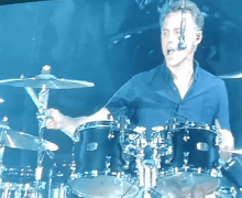 "Pearl Jam Perform ""Black Diamond"" in Rome, Italy @ Stadio Olimpico 2018 – KISS"