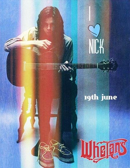 Nick Drake 70th Birthday Tribute @ Whelan's in Dublin, Ireland