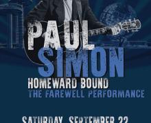 Paul Simon Farewell Performance Announced – Flushing Meadows Corona Park Queens, NY – 2018