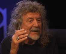"Robert Plant Interview: ""If I did the same thing all the time I'd be in a band doing really well"" – VIDEO"