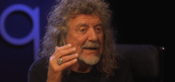 """Robert Plant Interview: """"If I did the same thing all the time I'd be in a band doing really well"""" – VIDEO"""